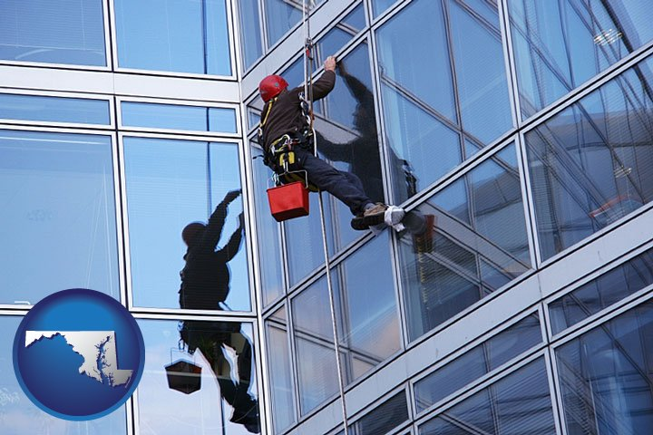 Window Cleaning In Maryland